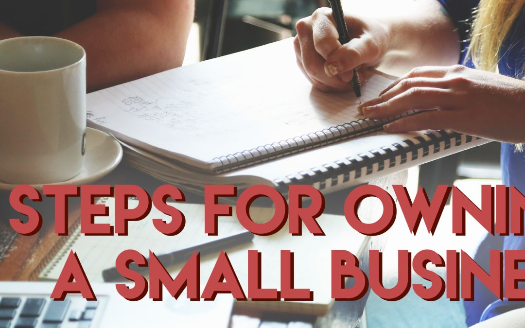 5 Steps for Small Business Owners