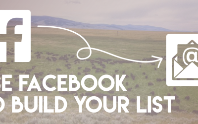 How to Use Facebook to Build Your Email List