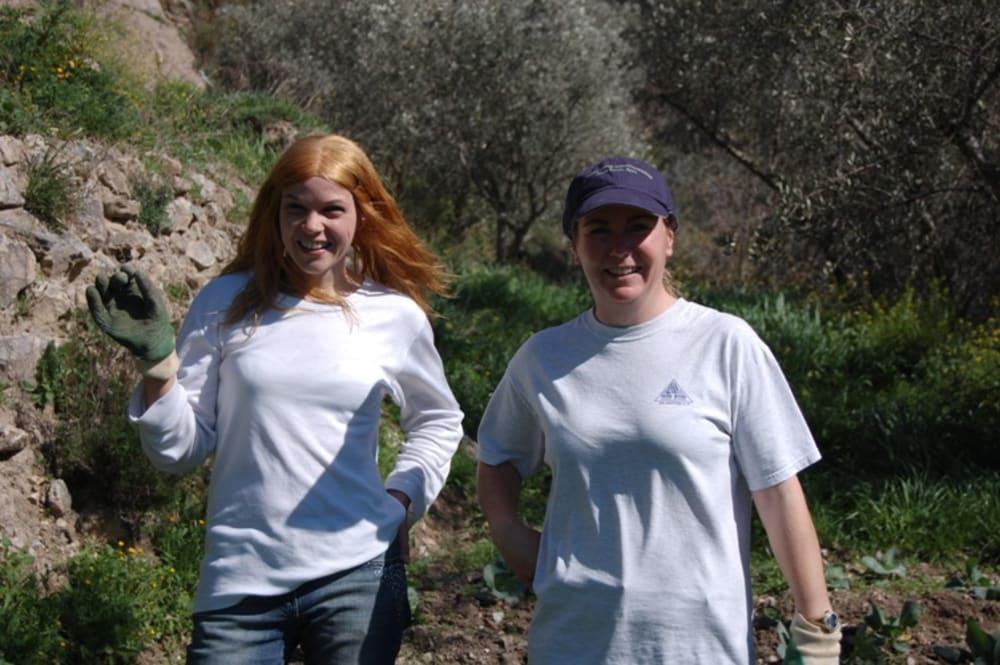 The Gardeners - Emma Hartley and Kiersten Rowland
