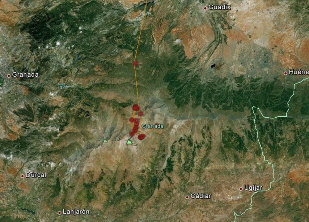 Hortelano's Tracker