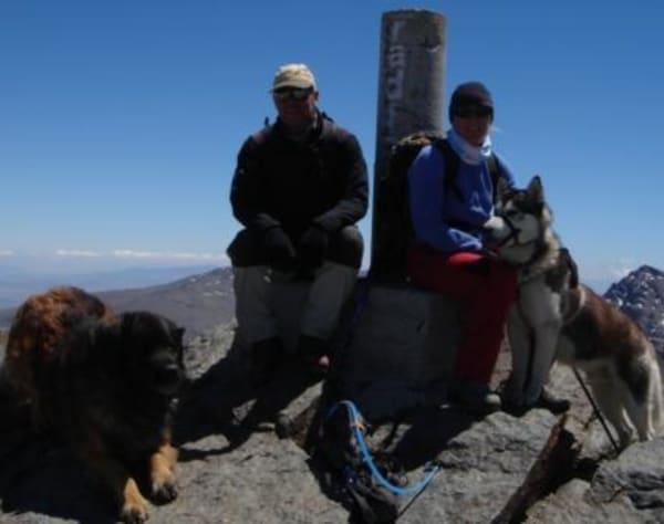 2nd Highest mountain in mainland Spain, Veleta