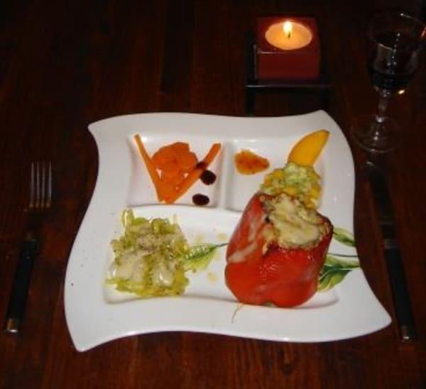Romantic meal!