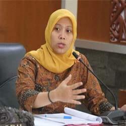Fatikhatul Khoiriyah : Sidang Di Skors, Kamis Agenda Putusan Pengadilan TSM Hasil Sengketa Pilgub Lampung