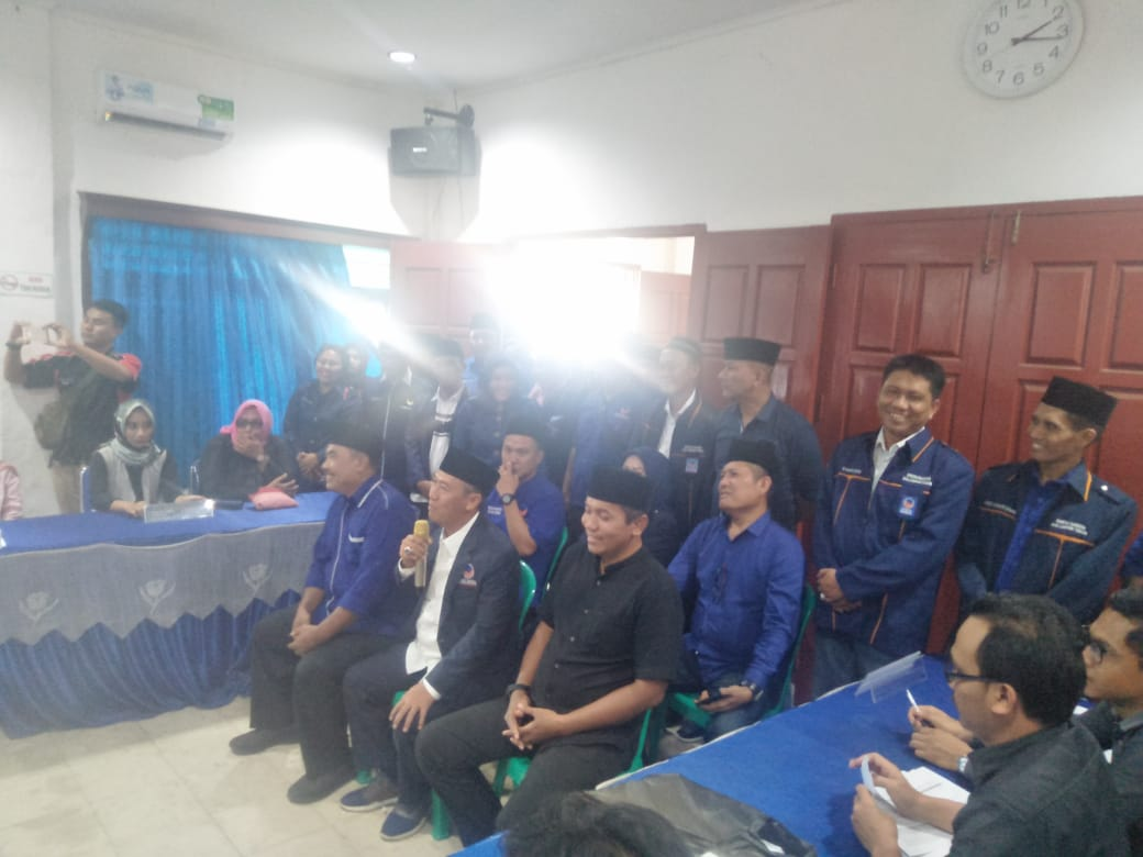 DPD NasDem Lampung Tengah Targetkan 20 Kursi di Pileg 2019