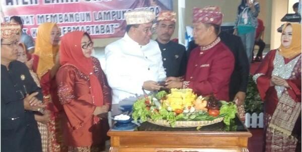 DPRD Lampung Utara Gelar Paripurna HUT Ke-72