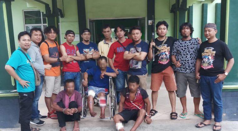 Spesialis Pencurian Sapi di Ringkus Polres Tulang Bawang