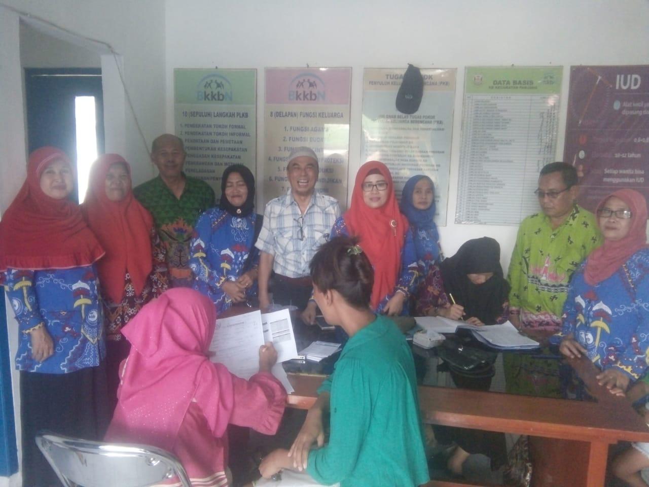 BKKBN Kota Bandar Lampung Gelar Pelayanan KB Gratis
