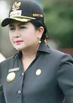 Bupati Winarti Hadiri Rakornas Pengendalian Inflasi 2018 di Jakarta