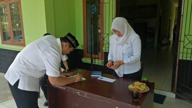 Sekda: Absensi Pegawai Akan di Jadikan Acuan Untuk Kenaikan Pangkat