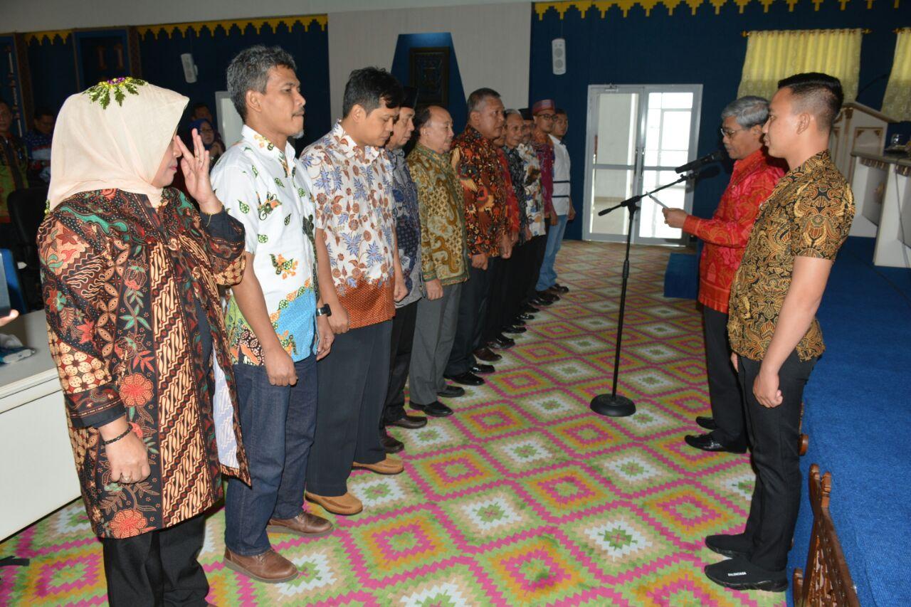 Wabup Loekman Kukuhkan DRD Lampung Tengah