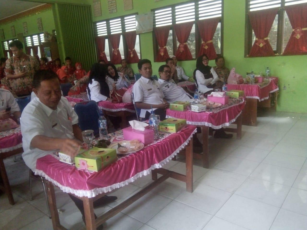 SD Negeri 1 Karang Maritim Gelar Temu Pamit Purnabakti