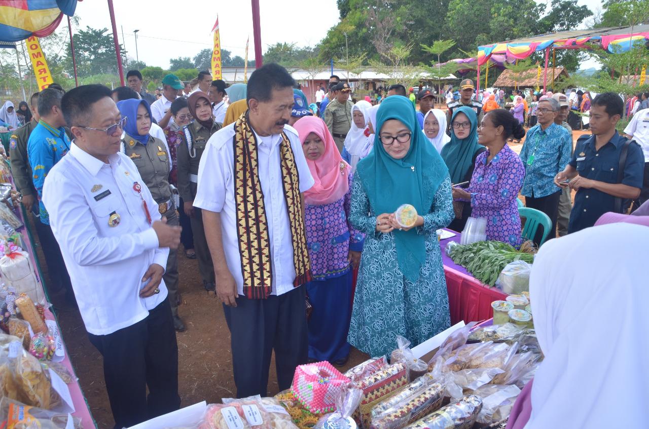 Pemkab Lampura Sambut Kedatangan Tim Penilai Lomba Desa dan BUMDes Tingkat Provinsi Lampung