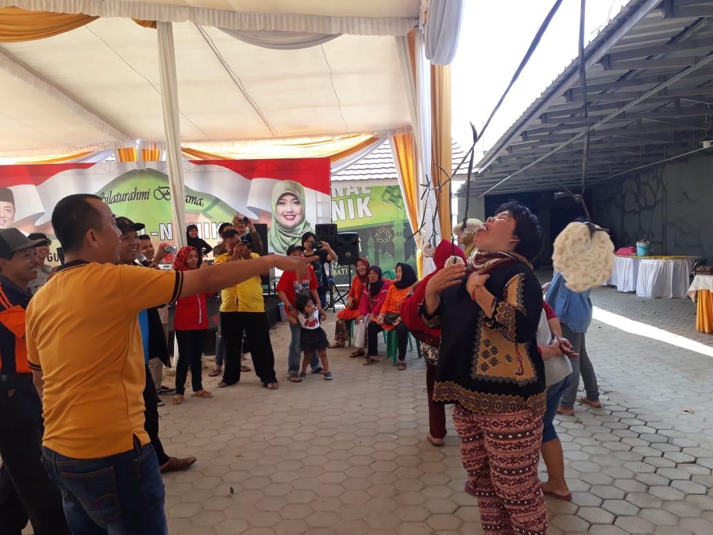 Meriahkan HUT RI ke 73, Gubernur Lampung Terpilih Arinal Djunaidi Gelar Berbagai Perlombaan