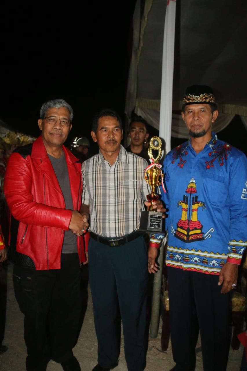 Tingkatkan Pelayanan Publik Masyarakat, Wabup Loekman Resmikan Balai Kampung Sapto Mulyo