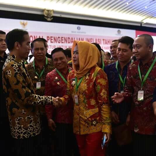 Bupati Winarti: Perbaikan Jalan Simpang Penawar-Rawajitu Menjadi Kado Istimewa Masyarakat Tulang Bawang