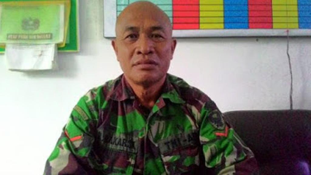 Kopda Abu Bakar Anggota Koramil 411-03 KODIM 0411/LT, Angkat Prestasi SSB PUTRAD Level Internasional