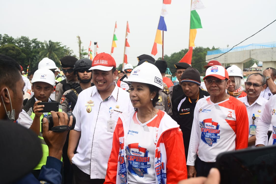Winarti Apresiasi Program JTTS Presiden Jokowi Yang Terbukti Meningkatkan Perekonomian Masyarakat Tuba