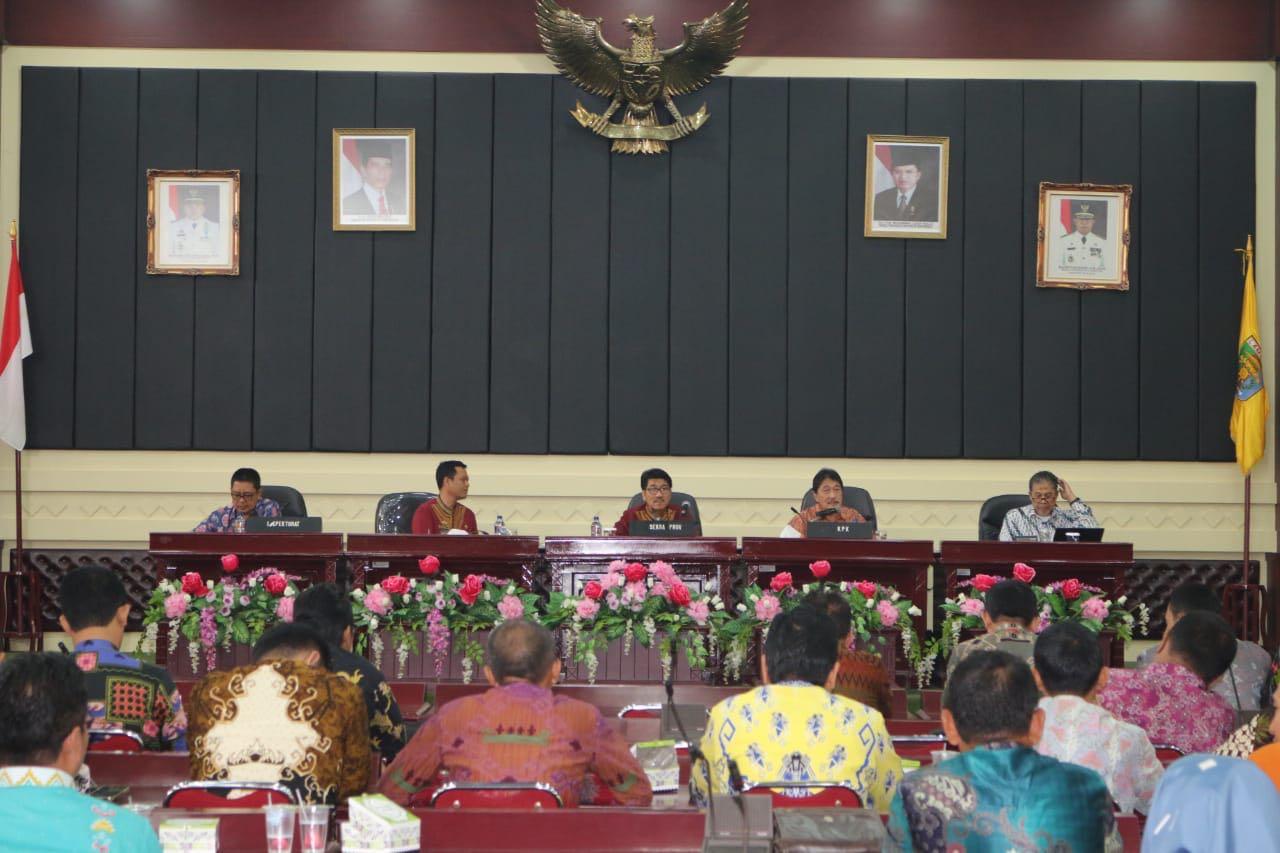 Jempol!! Pemprov Lampung Bebas dari Korupsi PBJ