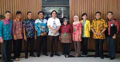 Wakil Bupati Tulangbawang Hendriwansyah Kunker ke Rumah Sakit Ginjal Ny RA. Habibie Bandung