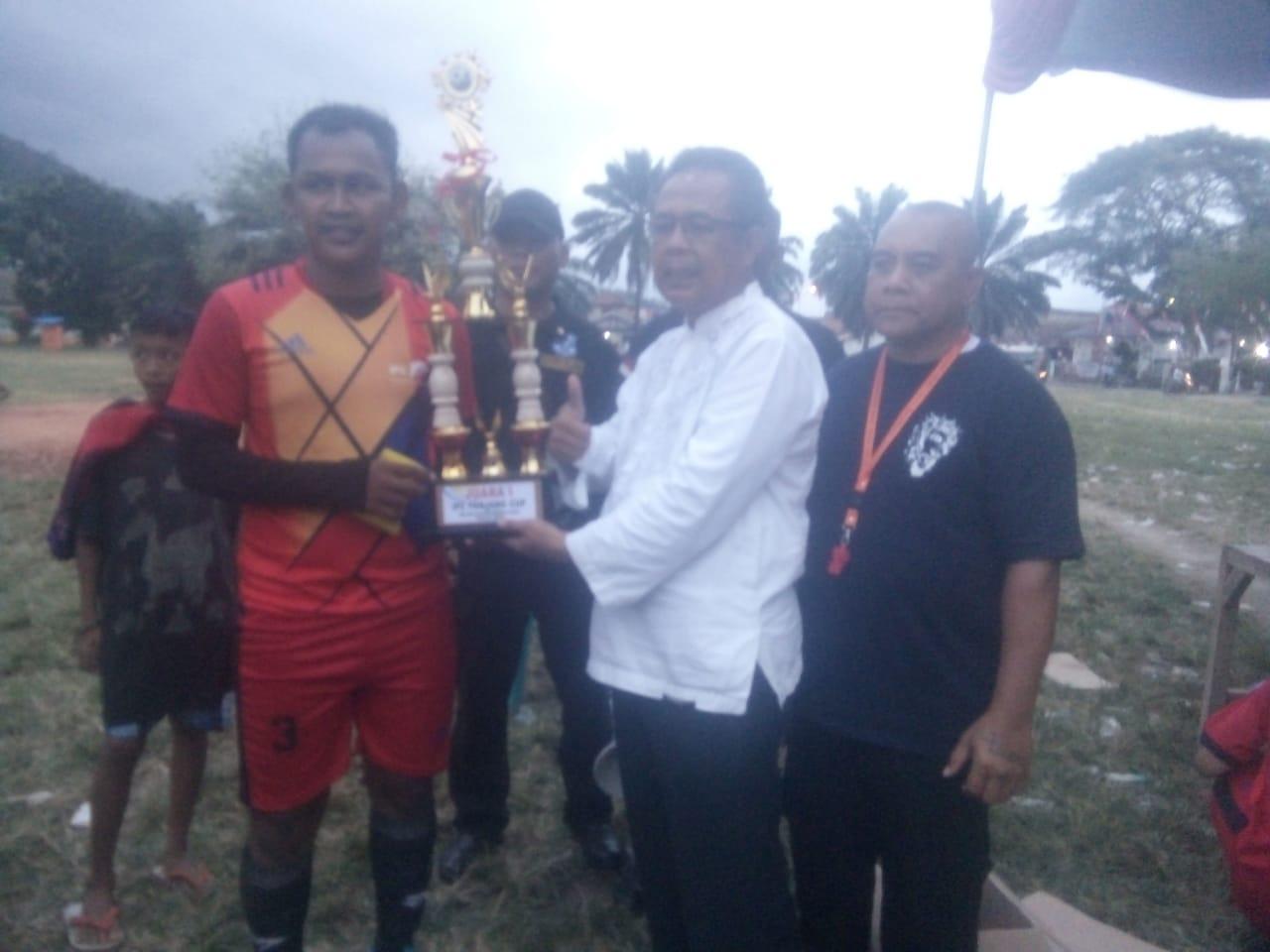 Meriahkan HUT RI Ke-73 PT Pelindo Gelar Open Turnamen Sepakbola
