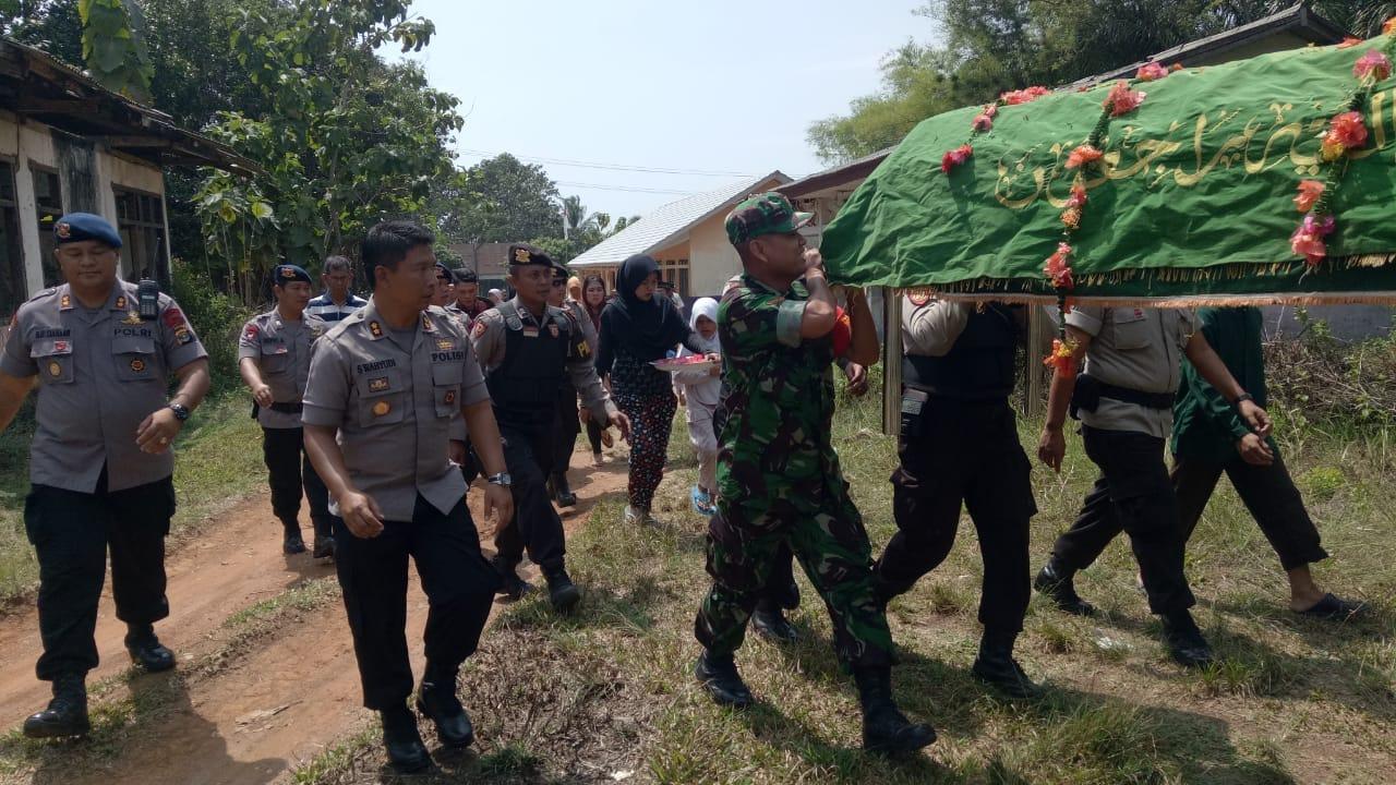 Bentrok Antar Warga Kampung Bumiratu Nuban, Kapolres Lamteng Nyatakan Sudah Aman dan Kondusif