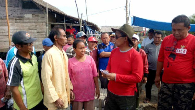 Wabup Loekman Gerakan Pembangunan Bedah Rumah Anwar