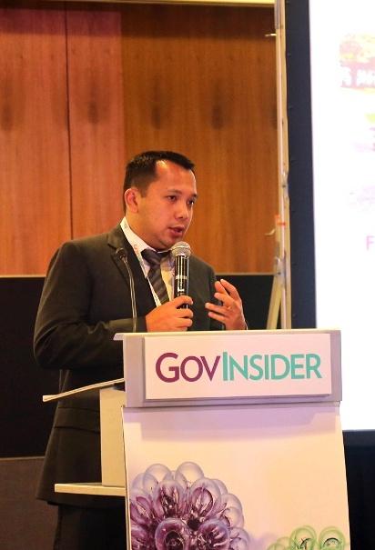 Inovasi Pembangunan di Lampung Dapat Perhatian Dunia, Ridho Tampil di Forum Internasional di Singapura