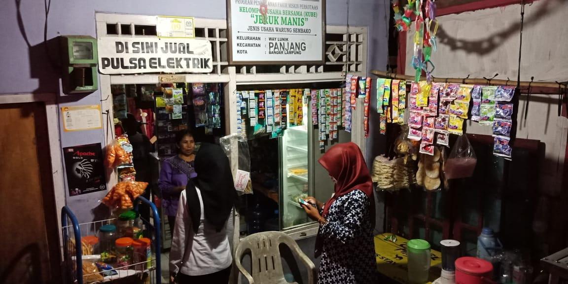 KUBE Di Bandar Lampung Menerapkan Sistem Konsinyasi
