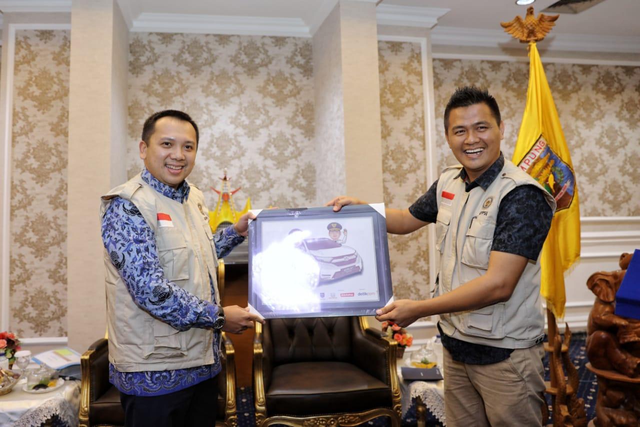 Asosiasi Pemerintah Provinsi Se-Indonesia Jadikan Inovasi di Lampung untuk Masukan Pembangunan Nasional