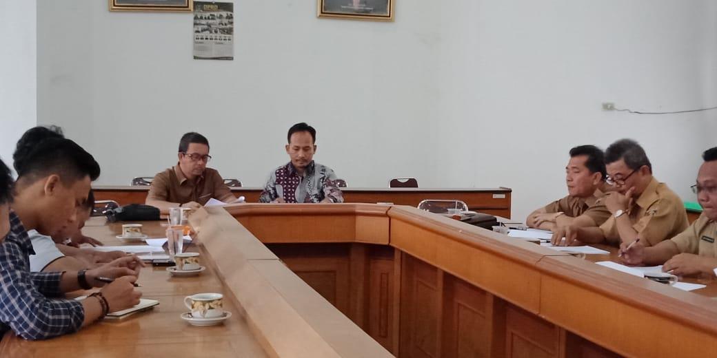 DPRD Lamteng Akan Perdakan Tanaman Pangan Organik