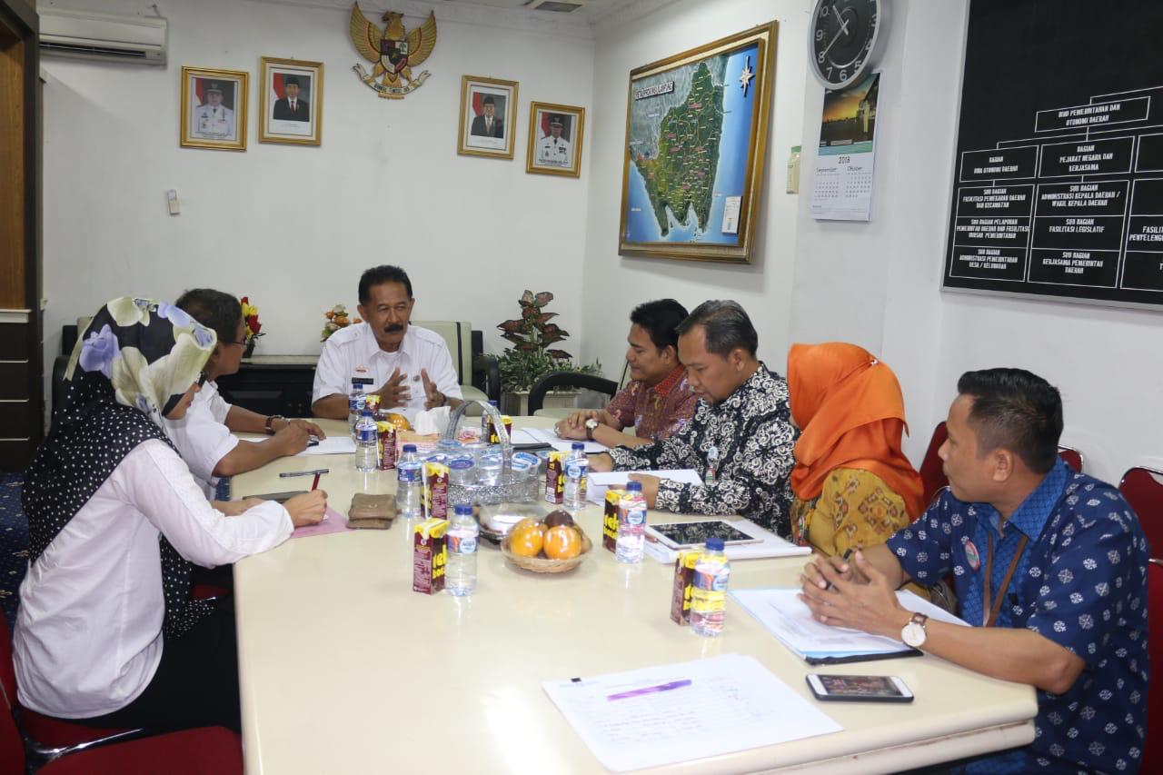 Pemprov Lampung Minta Masalah JKN - KIS Dipecahkan Bersama