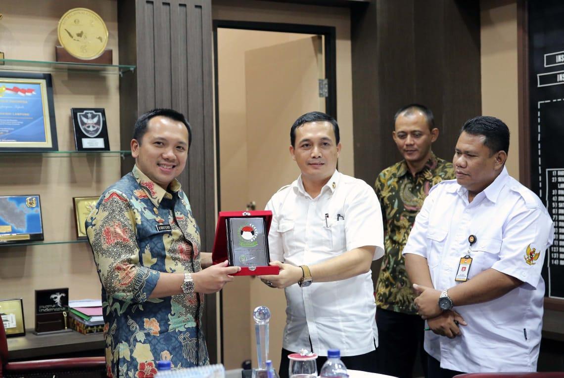 Gubernur Ridho: Program CSR LPCI Sejalan dengan Gerbang Saburai