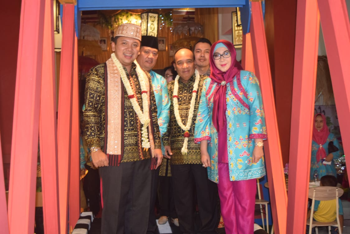 Guburnur Lampung M Ridho Ficardo Mengunjungi Anjungan Kabupaten Tanggamus