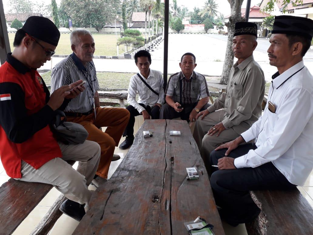 Tokoh Masyarakat Lampung Laporkan Tersangka Pelecehan Suku Lampung ke Polres Tuba
