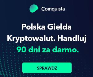 Polska giełda Bitcoin, Ethereum, Dash, Litecoin
