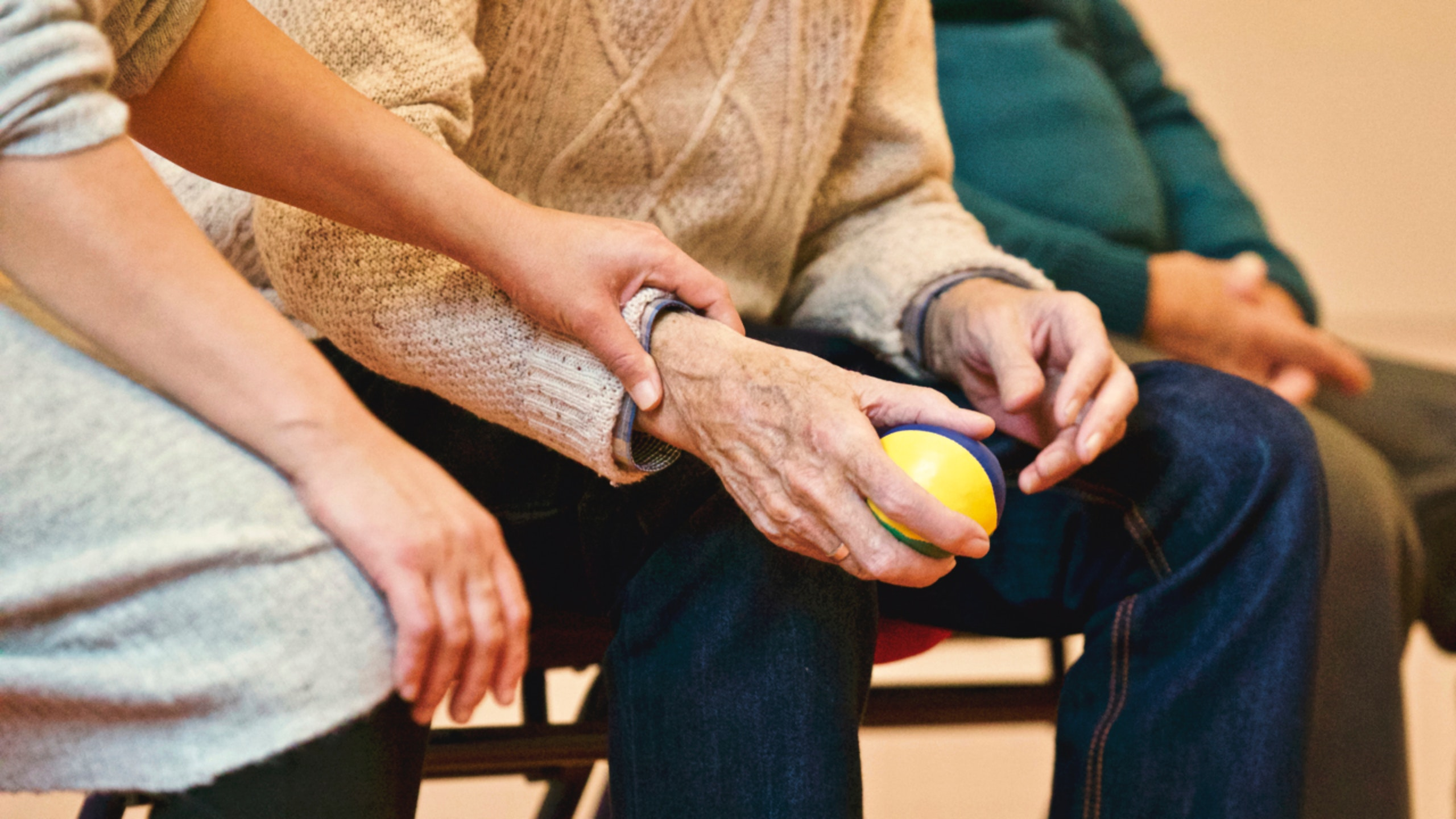 How to find the right caregiver for your parents