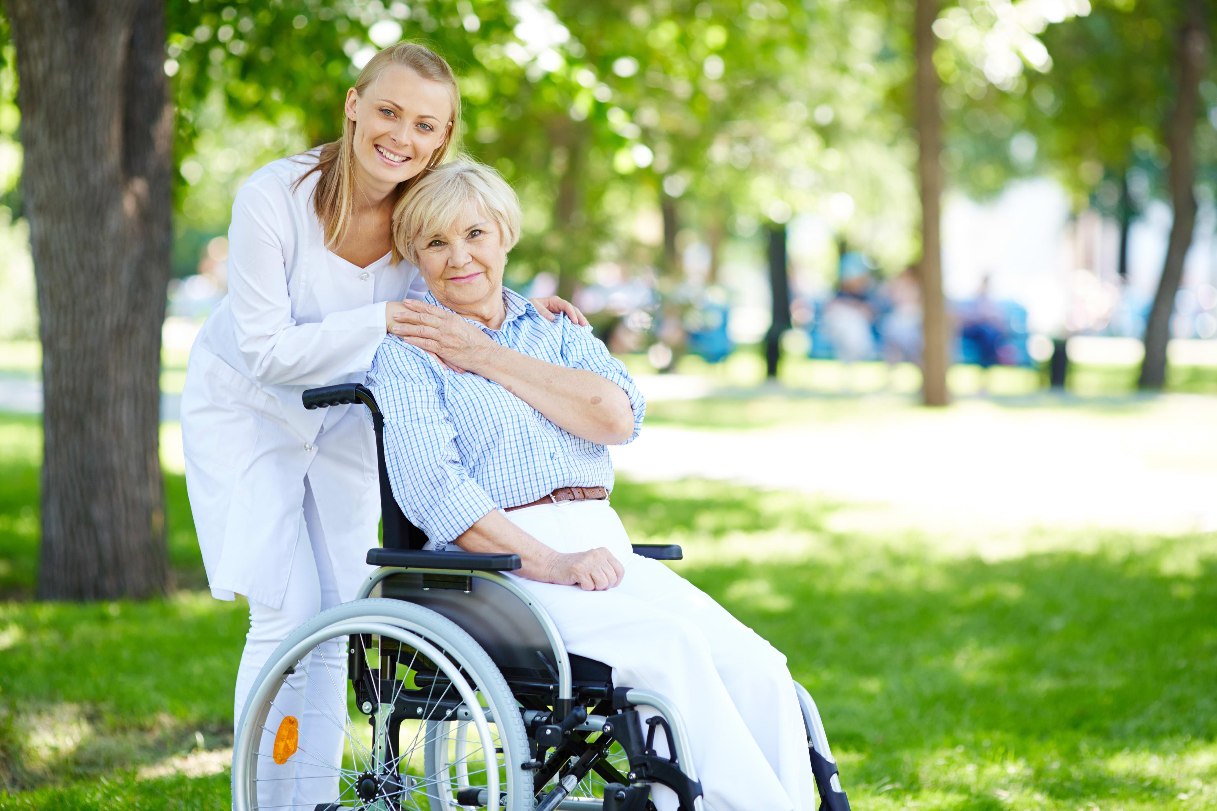 Elderly care in Dubai