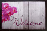 Matte welcome Orhid 40x60