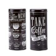 Kaffeburk Sort