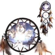 Drømmefangere - med ulver