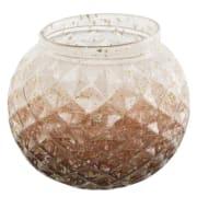 Thorny Lysglass ambre m/glitter