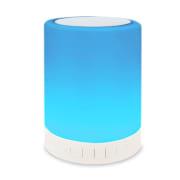 Bordlampe m/høyttaler