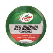 Lakkrens Rubbing Rød grov 250g