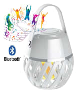 Lampe LED Flamme m/Bluetooth