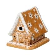 Pepperkake Hus - Winter Bakery Decoration