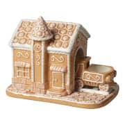 Pepperkake Togstasjon - Winter Bakery Decoration - Villeroy & Bo