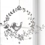 Julepynt m/fugler