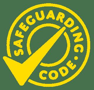 Safe Guarding Code logo