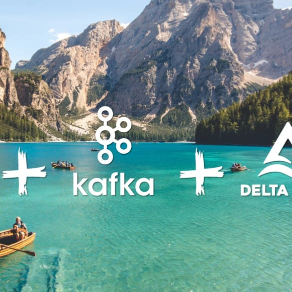 Streaming a Kafka topic in a Delta table on S3 using Spark Structured Streaming