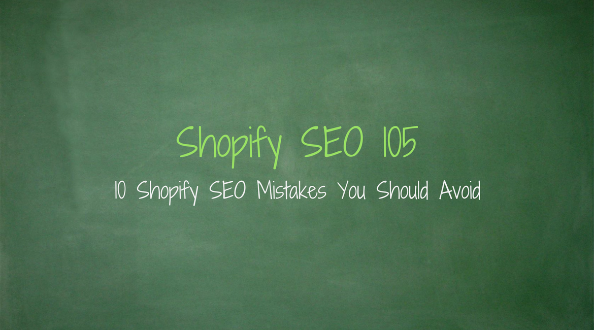 Shopify-SEO-mistakes